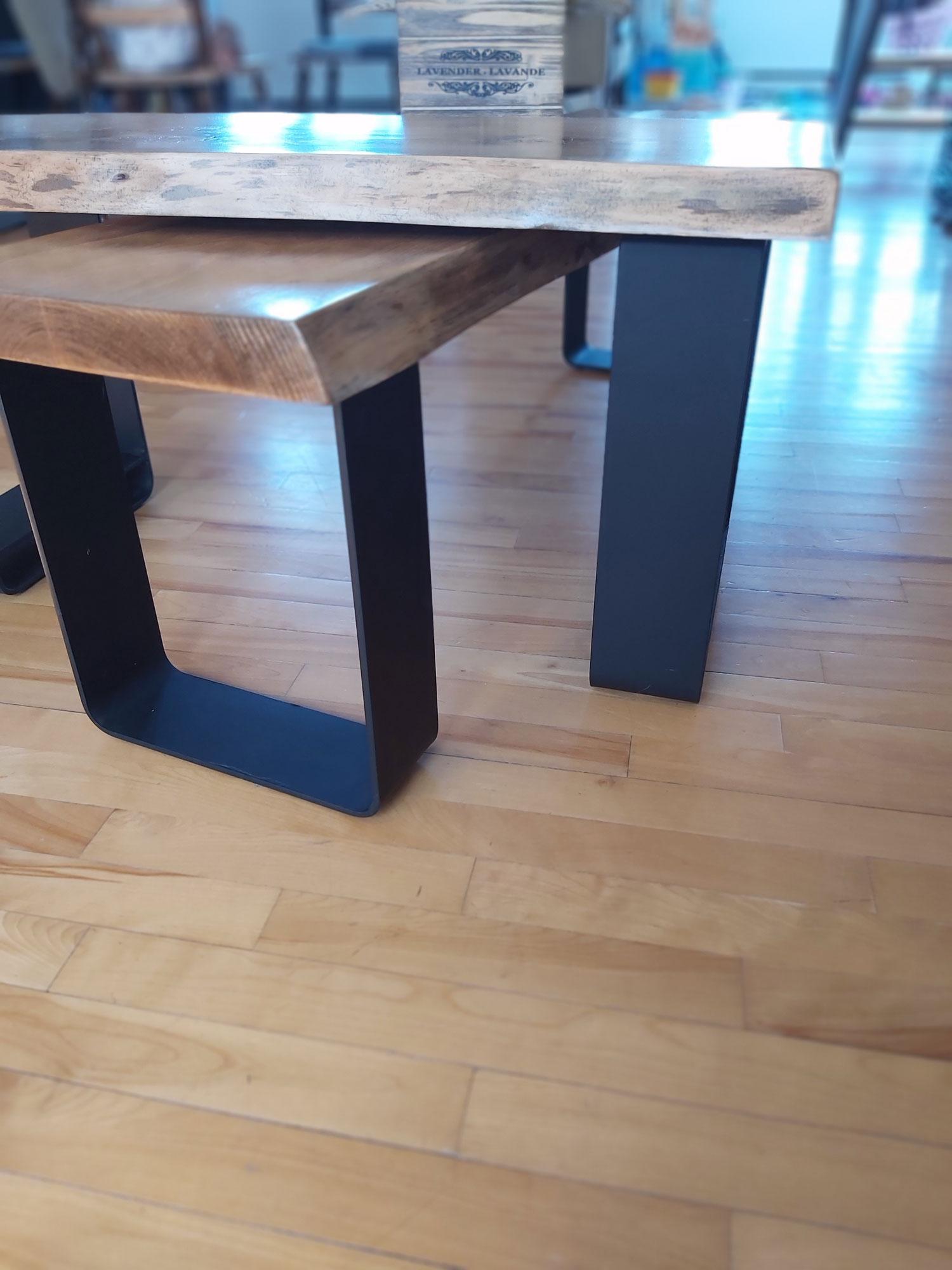 Pattes de table | Boutique ABM | Livrer. Toujours.