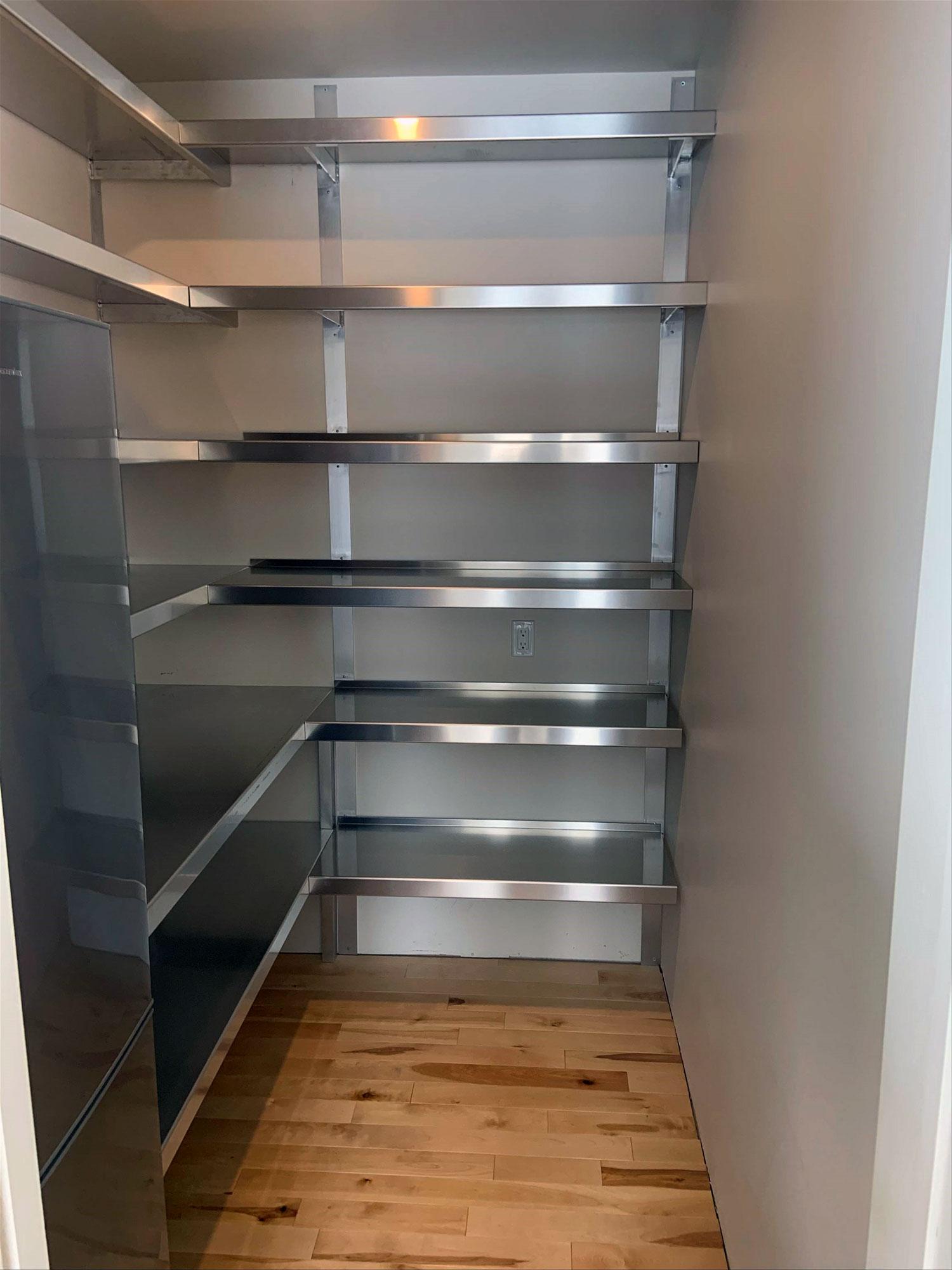 Système de rangement en aluminium | Boutique ABM | Livrer. Toujours.