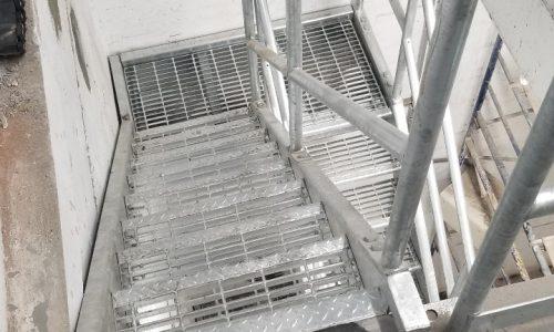 Escalier à volées | Projets sur mesure | Par ABM enviro.