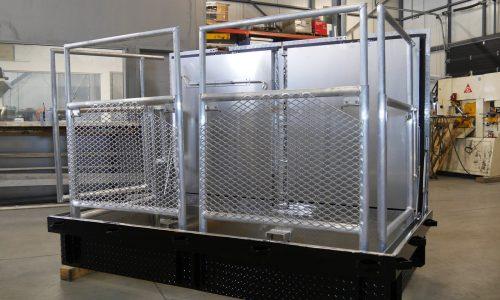 Trappe d'accès TR-050 Sécur Plus Double | Produits industriels | Par ABM enviro.